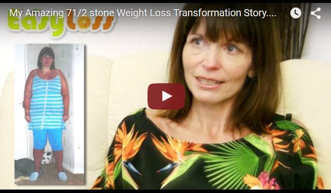 My Amazing 7 1/2 stone weight loss transformation