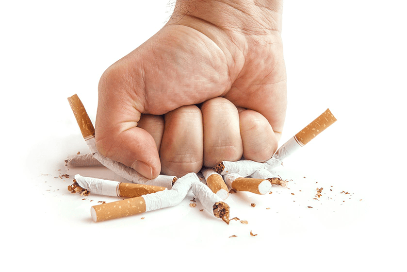 Help to Quit Smoking this Stoptober!